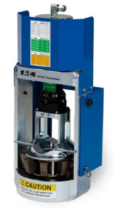 Eaton ET1187 Portable Crimping Machine WHD Canada